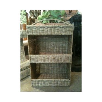 Basket Shelf with Handle