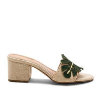 BCBGeneration Lacie Mule in Natural & Forest