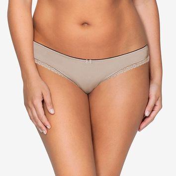 Parfait Panty Thong in European Nude