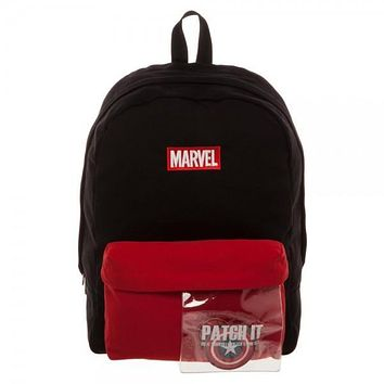 Marvel DIY Patch It Backpack