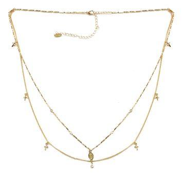 Strong Statement Body Chain in Gold