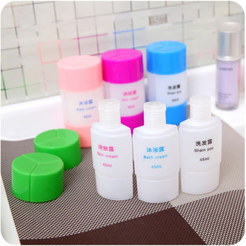 Make-up Tool Professional Beauty Hot Deal On Sale Hot Sale 3 In 1 Cosmetic Sub-bottle [6395699972]