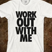 Work Out With Me - Tumblr Fashion