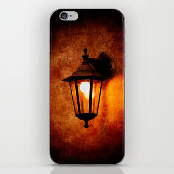 The Age Of Electricity iPhone & iPod Skin by Digital2real
