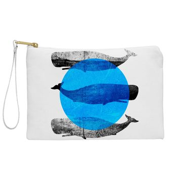 Elisabeth Fredriksson Whales Pouch