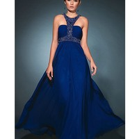 WowDresses — Fabulous A-line Straps Floor Length Prom Dress