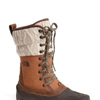 "The North Face Women's 'Shellista' Waterproof Mid Boot, 1 1/2"" heel"