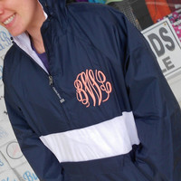 Windbreaker Pullover Striped Font Shown Font Shown MASTER CIRCLE