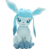 "Pokemon XY Glaceon 8"" Plush"