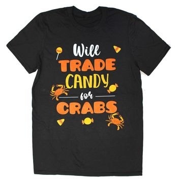 Will Trade Candy For Crabs (Vintage Smoke) / *Youth* Shirt