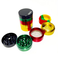 40mm Silicone Jar Grinder
