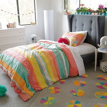 Sunday Best Ice Cream Girls Bedding in Girls Bedding | The Land of Nod
