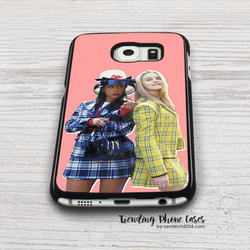 Clueless Samsung Galaxy S6 Case Cover for S6 Edge S5 S4 Case