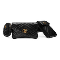 Gucci GG Marmont 2.0 Multi Belt Bag