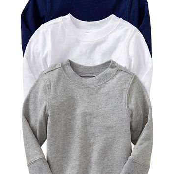 Old Navy Crew Neck Tee 3 Packs For Baby