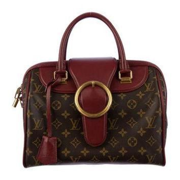 PEAPYD9 Louis Vuitton Monogram Golden Arrow Bag