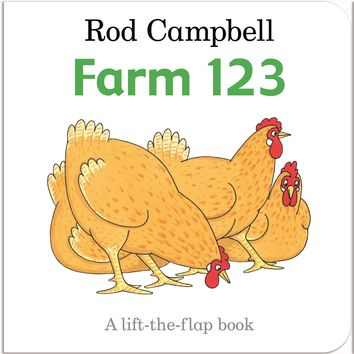 Farm 123 Board book – September 3, 2010