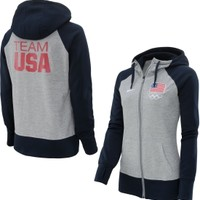 Nike Women's All Time Full Zip Hoodie