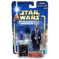 Lott Dod Neimoidian Senator Star Wars Saga Collection #51 Action Figure