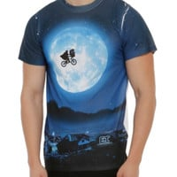 E.T. The Extra-Terrestrial Moon T-Shirt