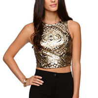 Nollie Dynasty Cropped Top at PacSun.com