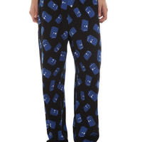 Doctor Who TARDIS Mens Pajama Pants
