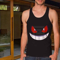 POKEMON GENGAR tank top by gilalo
