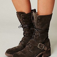 Officine Creative  Legion Lace Mid Boot at Free People Clothing Boutique