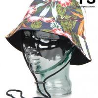Y-3 BY YOHJI YAMAMOTOY-3 FLORAL PRINTED BUCKET HAT