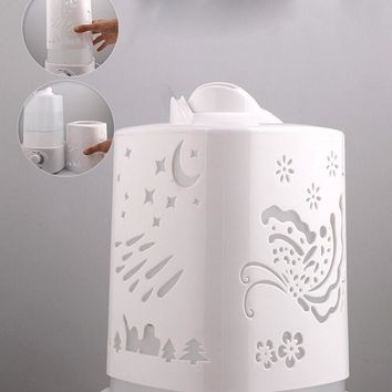 ~Essential Oil Diffuser w/LED Night Light