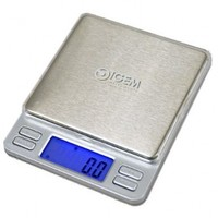 IGEM Jewelry and Gold Weighing Gram Scale 2000g x 0.1g