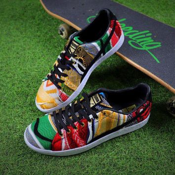 CREYNW6 Sale The Notorious B.I.G COOGI x Puma Suede Classic Color Fabric Low Shoes