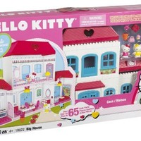 Megabloks Hello Kitty House