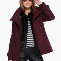 Nancy Drew Pea Coat