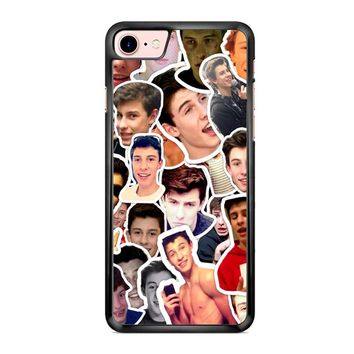 Shawn Mendes Collage 29 iPhone 7 Case