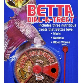 Zoo Med Betta Dial A Treat Dispenser