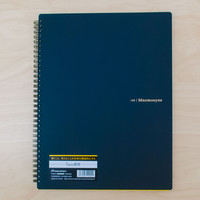 Mnemosyne A4 Notebook Lined