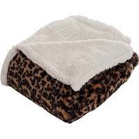 Walmart: Somerset Home Throw Blanket, Fleece/Sherpa