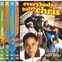 Everybody Hates Chris: The Complete Series (16 Discs) (Widescreen)