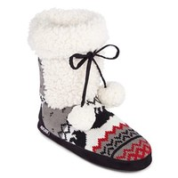 MUK LUKS® Jewel Short Boot Slippers