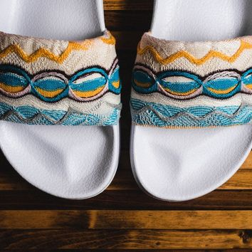 Puma x Coogi Slide - White/Multi