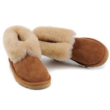 Ugg Boots Outlet New Arrival 5845 Chestnut For Women 92 24
