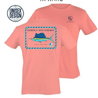 "Simply Southern ""Sailfish"" Unisex Short Sleeve"
