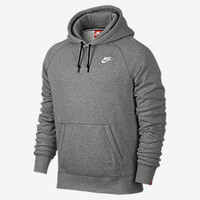 The Nike Ace Fleece Pullover Men's Hoodie.