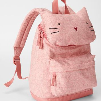 Gap Cat Backpack Size One Size - Potpourri pink