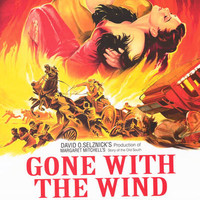 Gone with the Wind Movie Poster 24x36