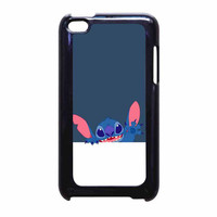 Hello Stitch Disneylilo & Stitch iPod Touch 4th Generation Case