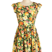 Tide and Joy Dress in Floral