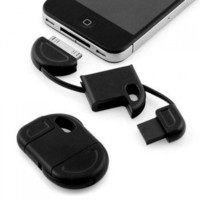 iPhone Keyring USB Cable