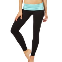 Live Studded Yoga Leggings - Aeropostale
